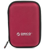 ORICO HDD Protection Box PHD-25 [ORI-HDD-PRTEC-PHD-25-RD]  -  Red - Hdd External Case
